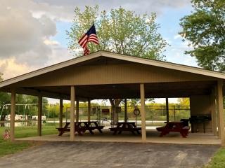 Cherokee Lakes - Pavilion