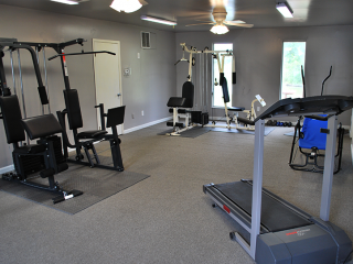 Cherokee Lakes - Fitness Center
